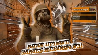 MOD MENU JAMES REBORN V31 {MENU COMPLETO} DEX&CEX BLES/BLUS + DOWNLOAD FREE
