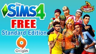 The Sims 4 FREE Origin Games (For Limited Time) Win and Mac