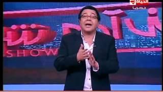 """بنى آدم شو - حلقة الاربعاء 6-5-2015 ولقاء مع الفنان"""" طلعت زكريا """" - Bani adam show"""