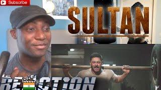SULTAN Official Trailer REACTION! Salman Khan | Anushka Sharma | Eid 2016