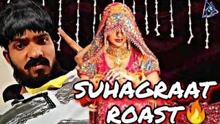 SUHAGRAAT | Hot Short Movie Clip | ROAST | KingRajatin |