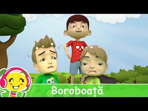 Boroboata Cantec Animat Pentru Copii