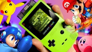 Smash Bros sur GAME BOY ! | SUPER SMASH LAND