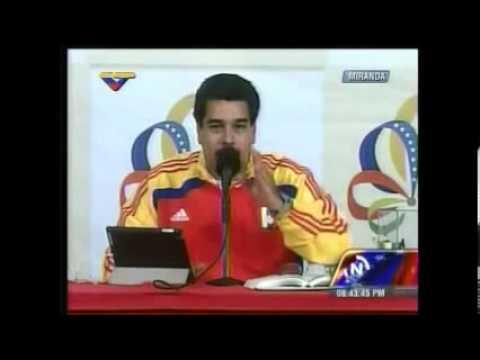 La multiplicación de los penes el último desliz de Maduro que revoluciona las redes sociales