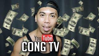Magkano Ang Kita ni CONG TV sa Youtube?
