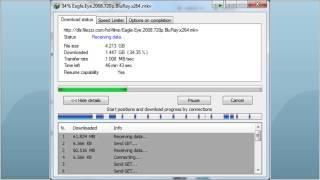Goran Net Download Speed Test 1 MB/S [HD]