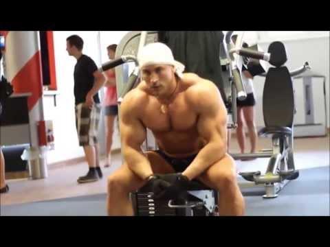 Magyar testépítő motiváció 2 Hungarian bodybuilder motivation 2