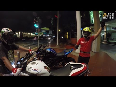 MV Agusta Brutale 800 urban night ride