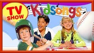 Kidsongs TV Show | We Love Kids Sports ! | Take Me Out to the Ballgame | Basketball Kids | PBS Kids