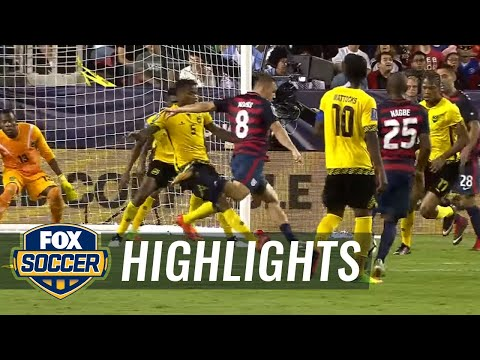 Xxx Mp4 USA Vs Jamaica 2017 CONCACAF Gold Cup Highlights 3gp Sex