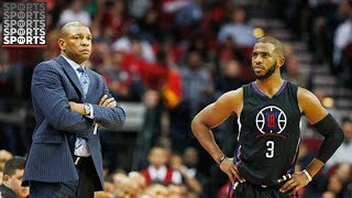 Did Doc Rivers Throw Shade At Chris Paul?