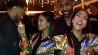 Big Sean and Jhene Aiko flirting and dancing together. PROOF they didn