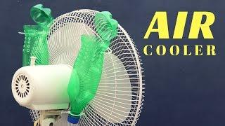 How to make Air Conditioner | AC Homemade Idea