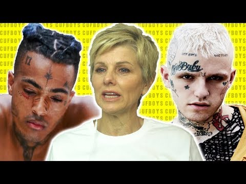 Mom Reacts to Lil Peep & XXXTENTACION Falling Down