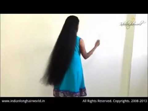 Xxx Mp4 ILHW Long Hair Model Of February 2013 Sarika Brushing Braiding Buning Hairstyling Video 3gp Sex
