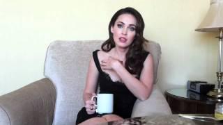 Megan Fox Interviewed by Scott Feinberg