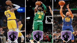 NBA Players Who Have HoF LIMITLESS RANGE In Real Life!