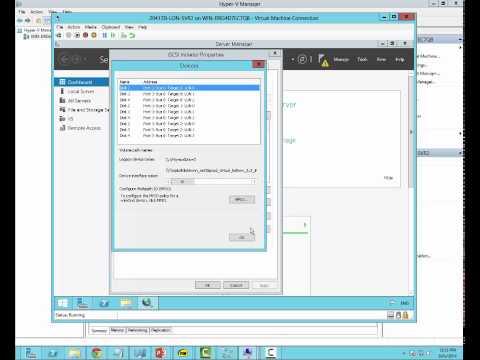 Xxx Mp4 Configure ISCSI MPIO Server 2012 R2 By David Papkin 3gp Sex