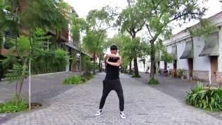 Kike Del Cid Popping Dance / Don't Let Me Down