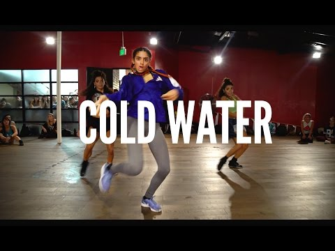 Download COLD WATER - Major Lazer Ft. Justin Bieber | Kyle Hanagami Choreography On Musiku.PW
