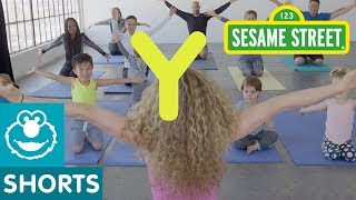 Sesame Street: Y is for Yoga