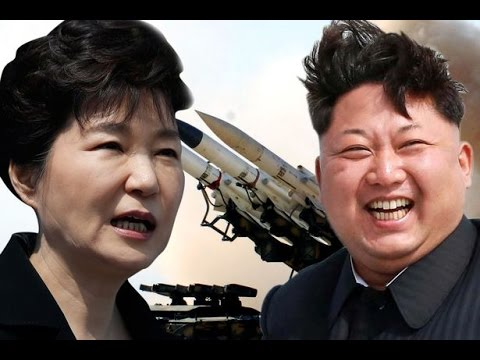 North Korea vs South Korea War Simulation