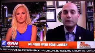 Tomi Lahren On-Point 100th Show with Chris Grollnek on Police Policy