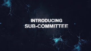 NSUSSC SUB-COMMITTEE & OFFICERS VIDEO (2017-18)
