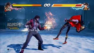TEKKEN 7 S.T.L COMBO MOVIE 6 | PS4