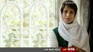 Nasrin Sotoudeh tell how she was arrested and released in demonstration
