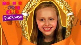 Peter, Peter, Pumpkin Eater - Happy Halloween! - Mother Goose Club Playhouse Kids Video