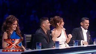 الحلقة السابعة والعشرون كاملة - العروض المباشرة الاسبوع الأخير - The X Factor 2013