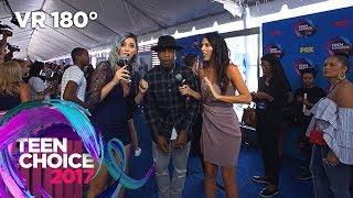 NeYo Is Excited For His New YouTube Red Series | TEEN CHOICE
