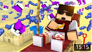 Minecraft: CHANCE DE MASTER BALL - POKEMON CHAMPIONS #3 ‹ AMENIC ›