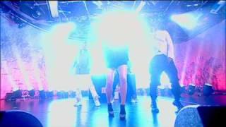 Meet me Halfway - Black Eyed peas LIVE 4Music ULTRA HQ