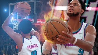 NBA 2K18 MyCAREER - Kyrie vs Eli CLASSIC BATTLE!! DOWN TO THE LAST SHOT
