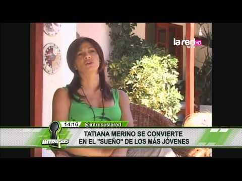 Tatiana Merino se convierte en el sueño de los más jóvenes