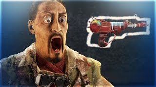 Top 5 BEST Wall Weapons in Black Ops 3 Zombies! (Top 5 Wall Weapons in Zombies)