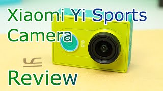 Xiaomi YI Action Sports Camera Full Review - Best GoPro alternative under 100$ in 2015 ! [HD]