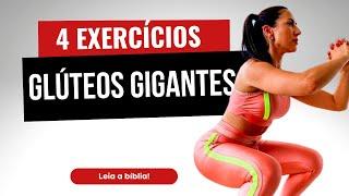 Bumbum GIGANTE com 3 treinos simples