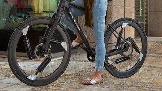 5 UNIQUE BICYCLE GADGETS INVENTIONS ▶ You Can Ride Very Fast