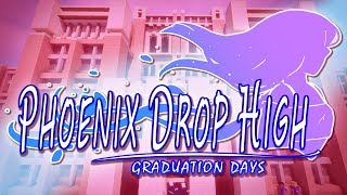 Last Day of School | Phoenix Drop High: Graduation Days | [Ep.1] Minecraft Roleplay