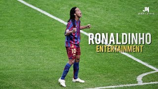 Ronaldinho - Football's Greatest Entertainment