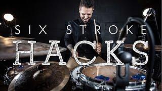 SIX STROKE HACKS - Drum Lesson w/ The Orlando Drummer