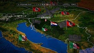 2. svjetski rat / World War II - animacija