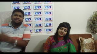 CD Choice Music Live Adda With Borsha Chowdhury | Rahul Mutsuddy | 2017