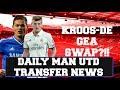KROOS SWAP, MATIC IN 48 HOURS, SIGNING ANNOUNCED, AURIER? MANCHESTER UNITED   DAILY TRANSFER NEWS 