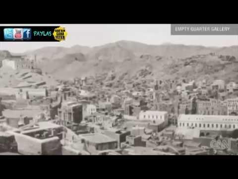 1885 EN ESKİ Mekke Görüntüleri