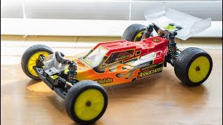 Setting up my 2wd buggy!