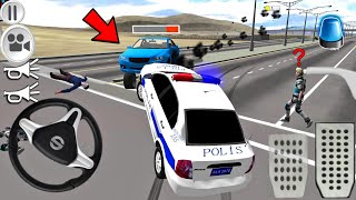 Police Chase and Patrol in Police Simulator 2 - Android gameplay